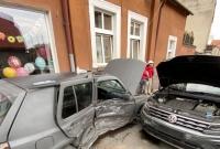 Wypadek w Trzemesznie! Dwie osoby w szpitalu!