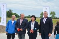 Pierwszy skatepark w Gminie Gniezno oddany do użytkowania w Jankowie Dolnym