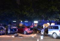 Mieszkaniec Jankowa Dolnego skasował osiem samochodów podczas jednej kolizji!