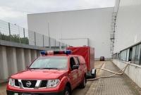 Strażacy z powiatu gnieźnieńskiego ratowali zalany Poznań
