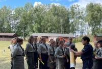 Mundurowi skontrolowali obóz harcerski! Nie stwierdzono uchybień