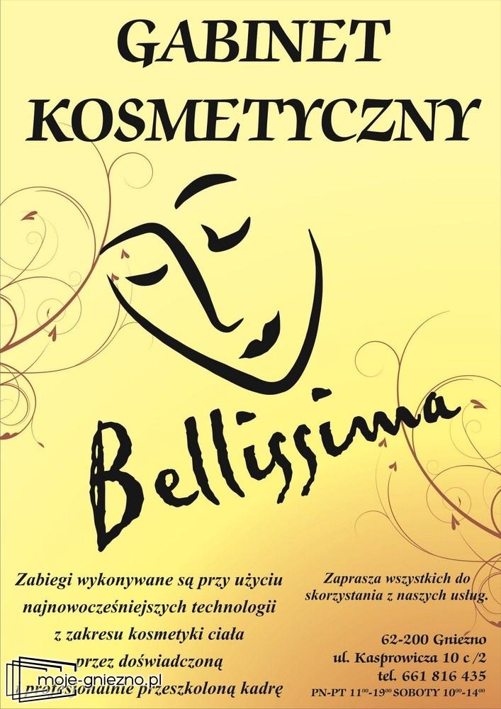 Idealny wygląd tylko w salonie Bellissima!