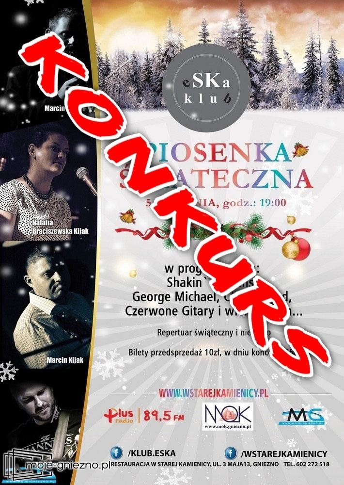 Wygraj zaproszenie na koncert w Klubie eSKa
