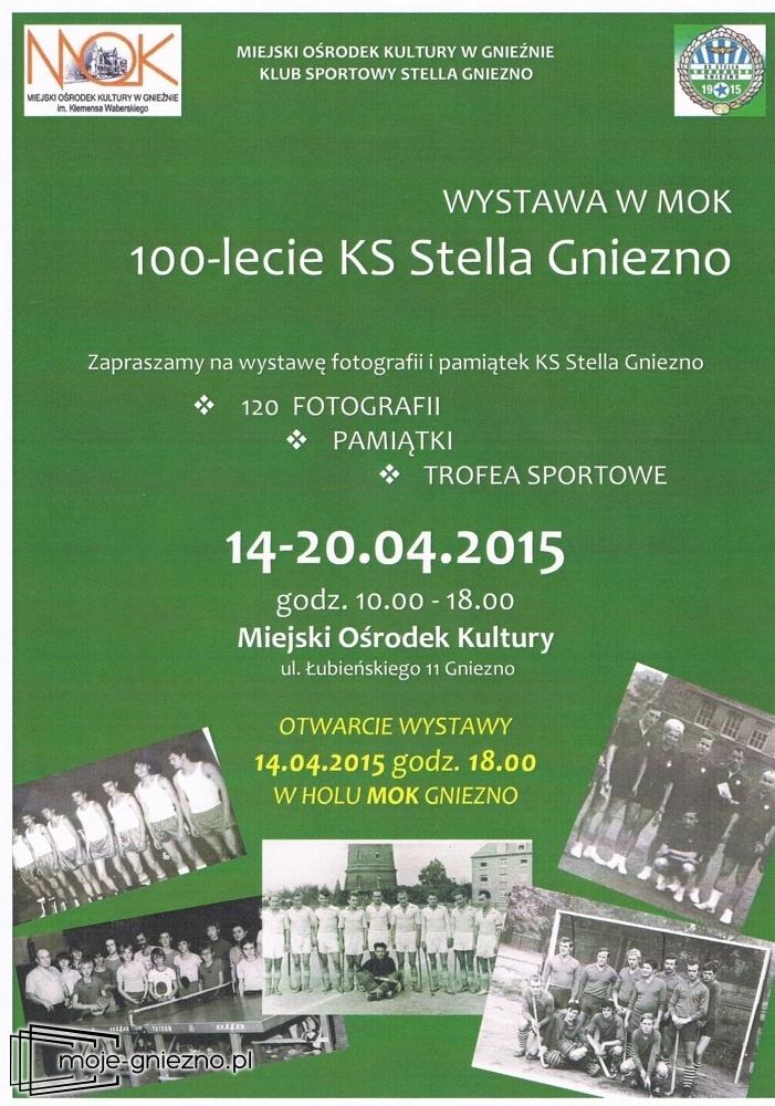 100-lecie KS Stella Gniezno