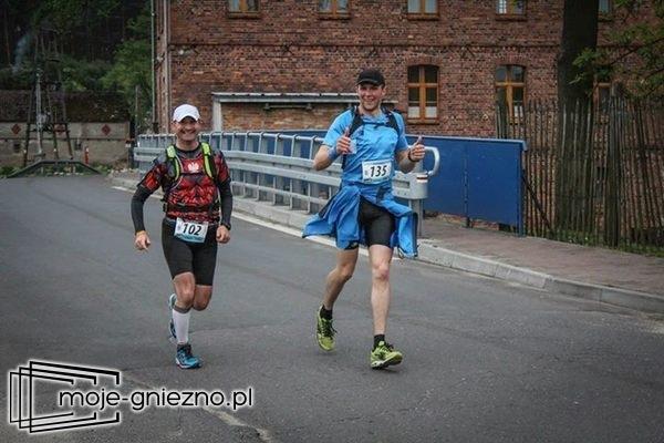Strażak z Gniezna drugi w ultramaratonie