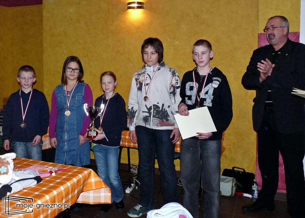 Juniorzy Chrobrego na medal!