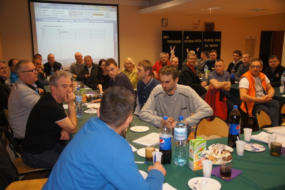 Nowe władze GSSL i nowe lądowisko w Brzozogaju