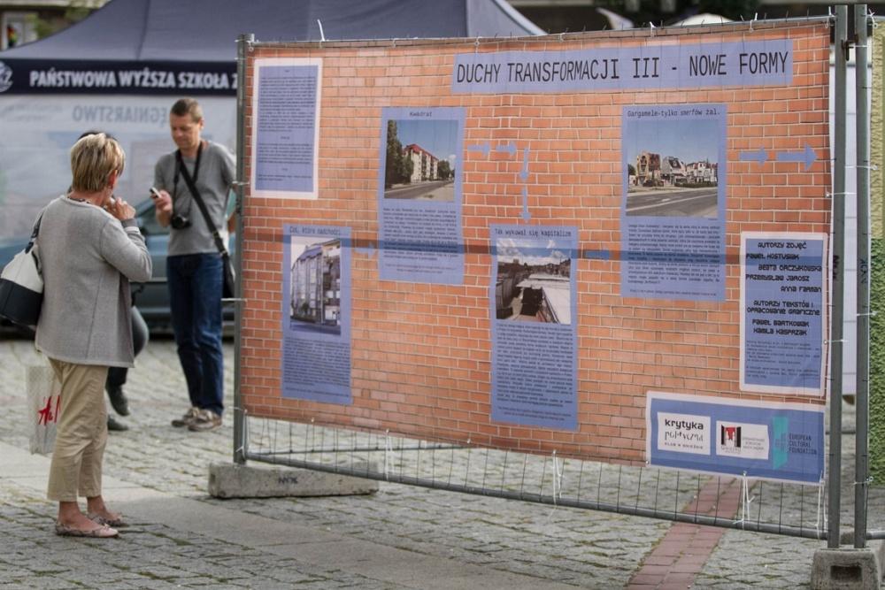 Wernisaż na gnieźnieńskim Rynku - fotorelacja
