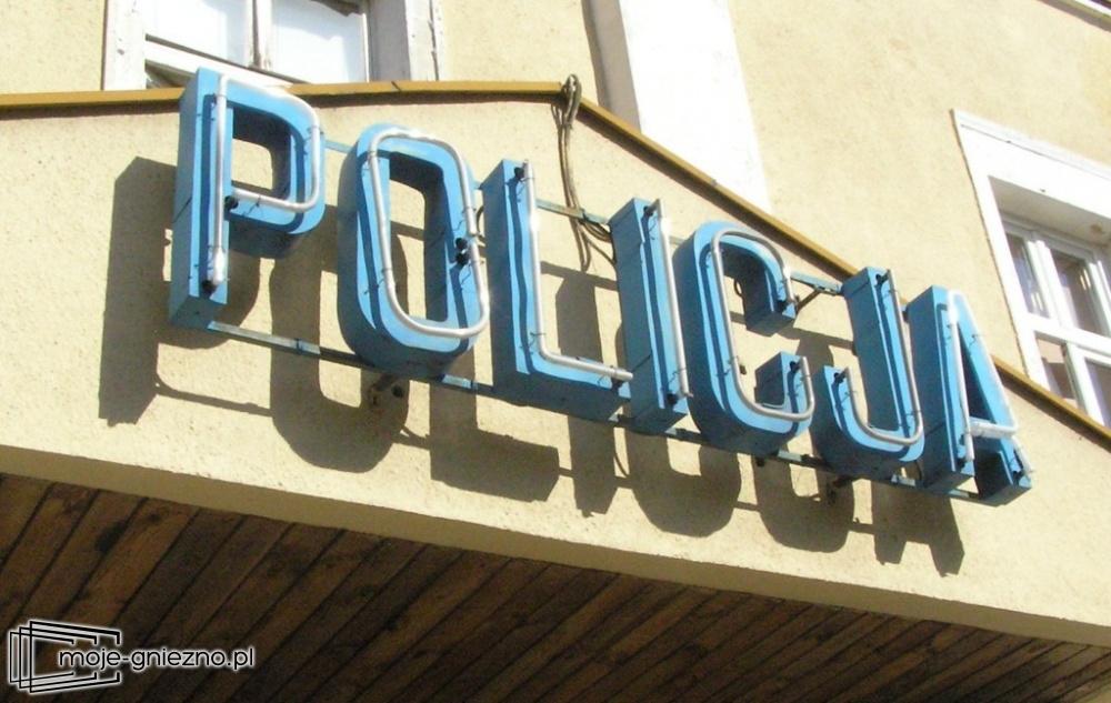 Złodziej węgla w rękach policji