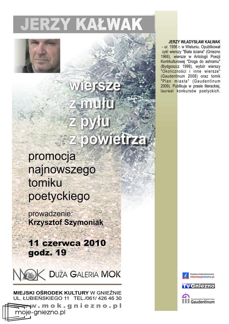 Promocja tomiku Jerzego Kałwaka
