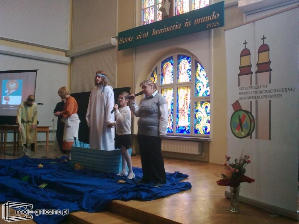 Festiwal Twórczości Religijnej Osób Niepełnosprawnych