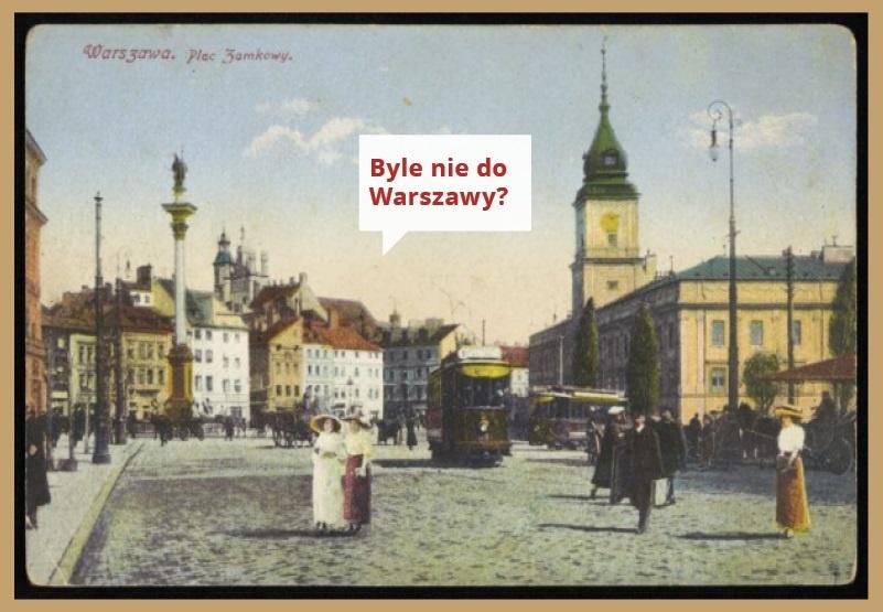 Klubowicze i muzealnicy zapraszają na wycieczkę do Warszawy