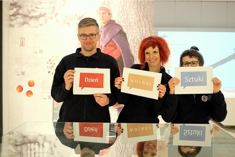 Dzień Wolnej Sztuki i wietrzenie magazynów książkowych w Muzeum!