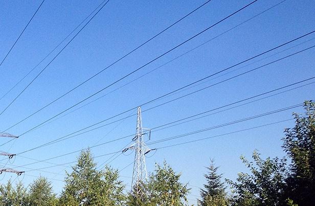 Awaria dopływu energii elektrycznej