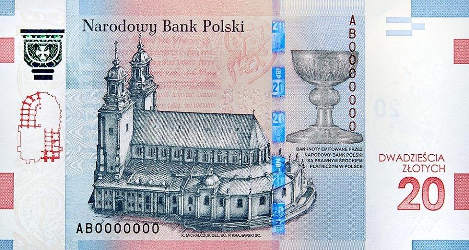 Międzynarodowa nagroda za najlepszy banknot kolekcjonerski dla