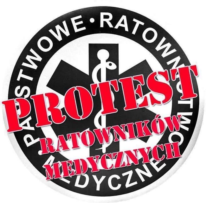 W środę protest ratowników medycznych!
