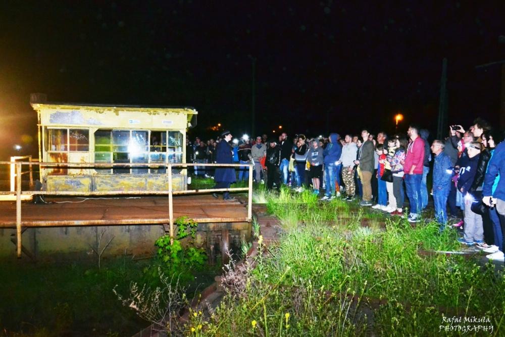 Nocne Zwiedzanie Parowozowni - fotorelacja