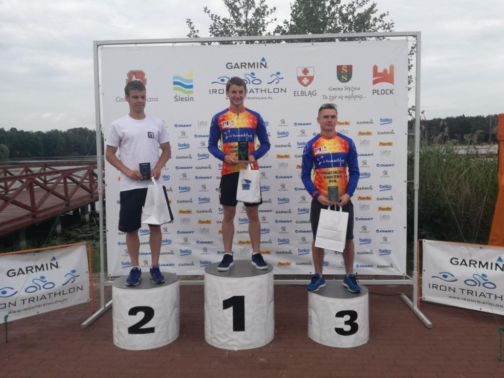 Garmin Iron Triathlon - udany początek sezonu dla GTT Maciejka-Diament GOSiR