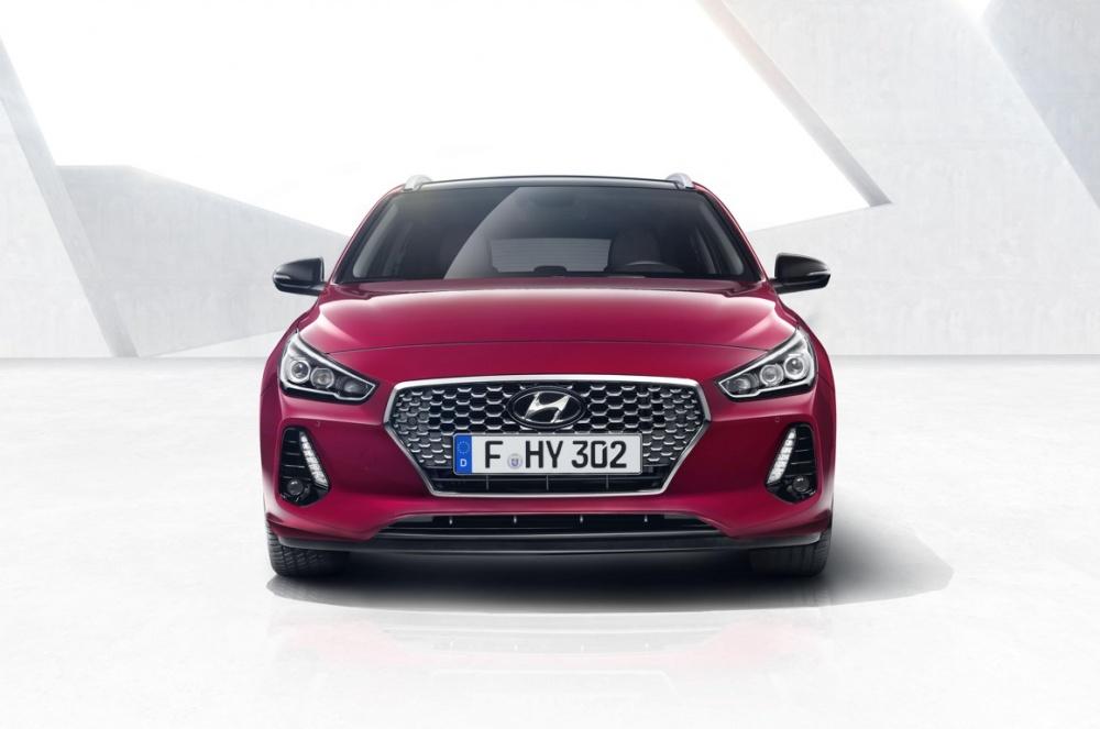 Nowy Hyundai i30 Wagon w salonie Hyundai Szpot Swarzędz