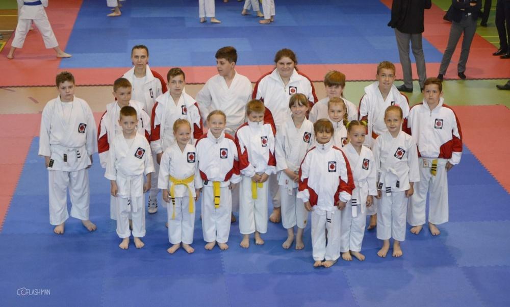Mistrzostwa Szkół Województwa Wielkopolskiego w Karate Olimpijskim WKF 2017