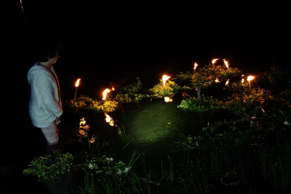 Noc Kupały na Lednicy
