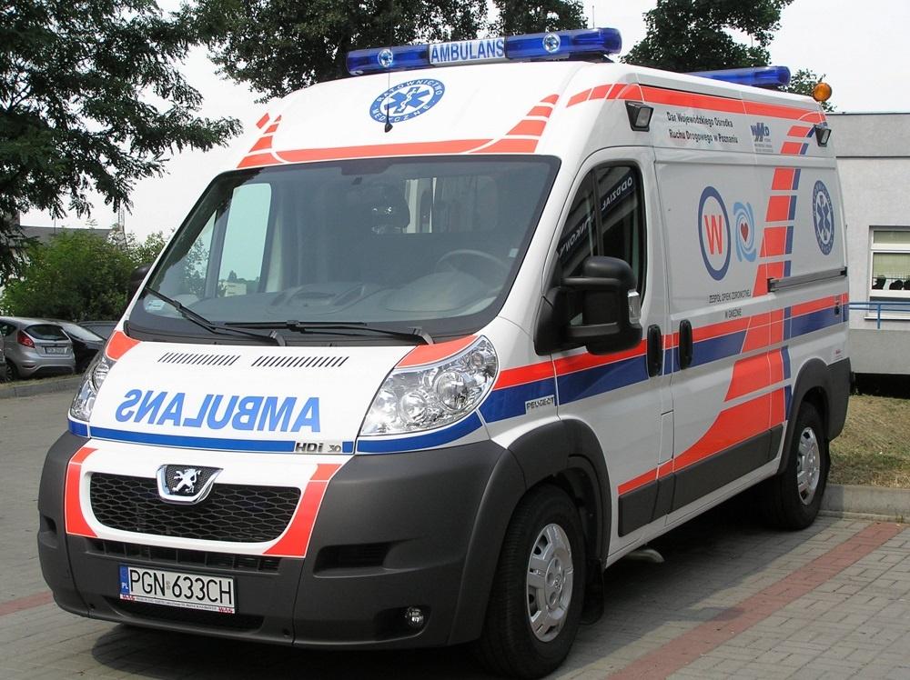 Wypadek na ul. Pustachowskiej. Nie żyje 71-letnia kobieta