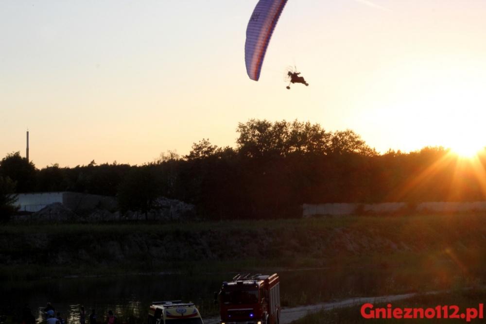 Motoparalotniarz złamał prawo? Jest opinia Urzędu Lotnictwa Cywilnego