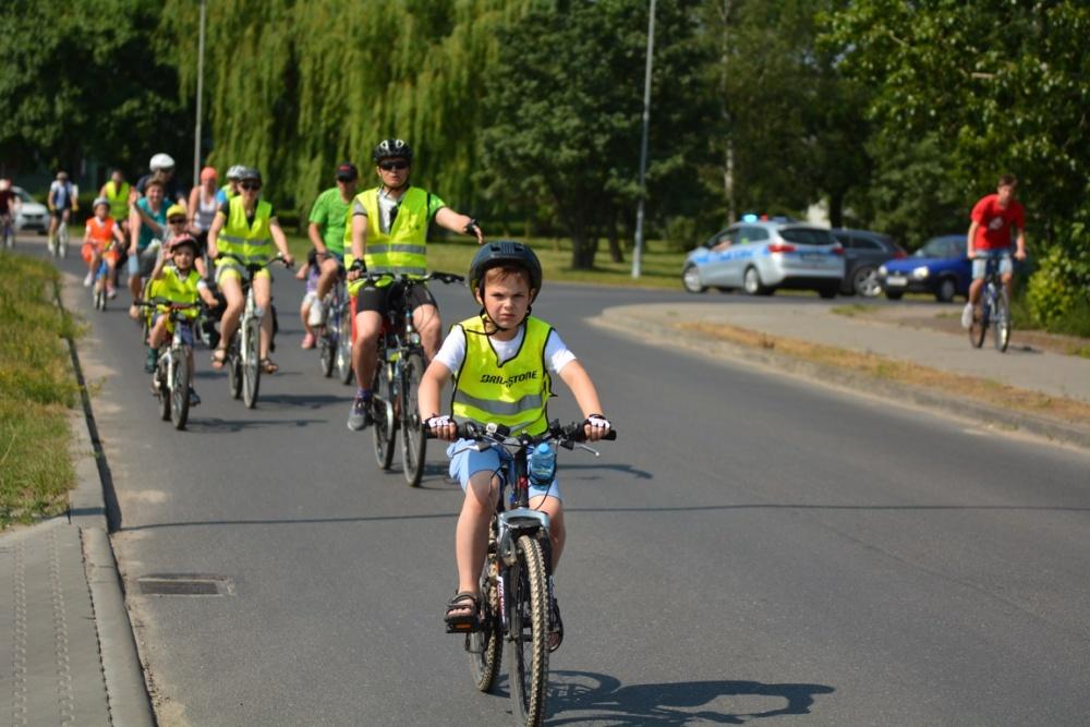 Rajd rowerowy i Narodowe Czytanie