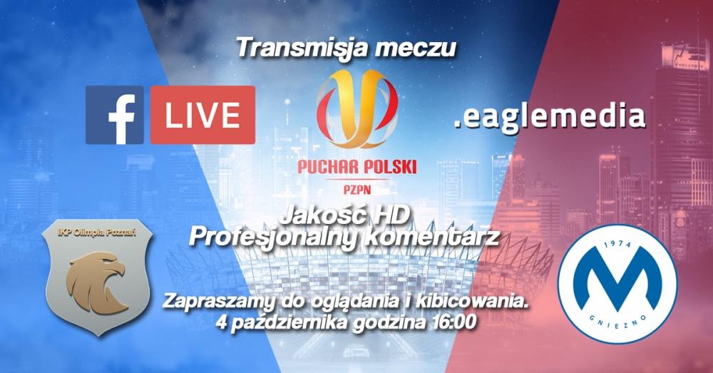Transmisja meczu Mieszko Gniezno - Olimpia Poznań już dzisiaj!