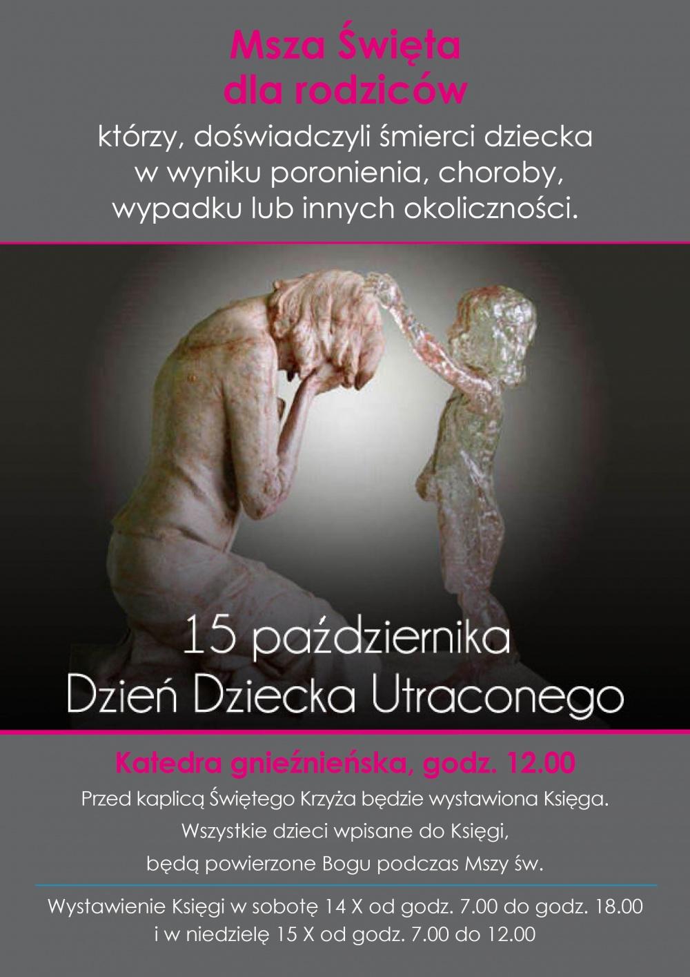 Wspólna modlitwa w intencji Dzieci Utraconych