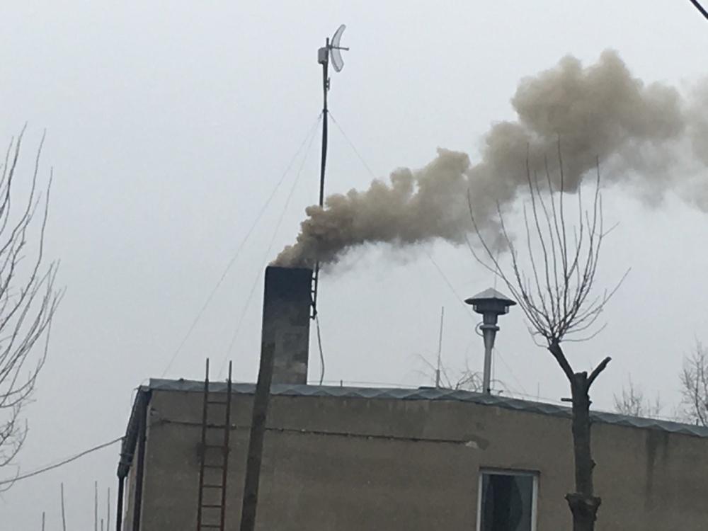 Czujnik jakości powietrza (smogu) w Gnieźnie