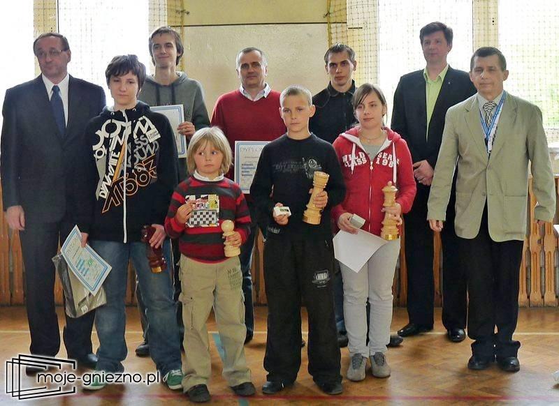Kolejne sukcesy szachistów Chrobrego