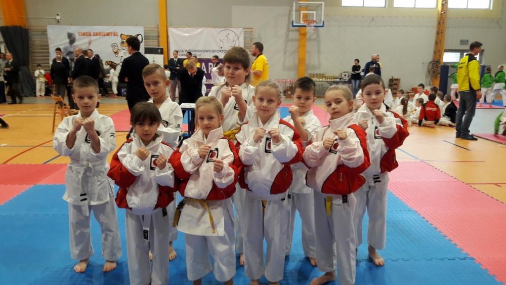 15 medali karateków Inochi Gniezno