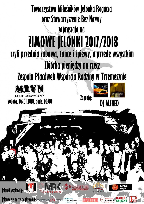 Zimowe Jelonki 2017/2018
