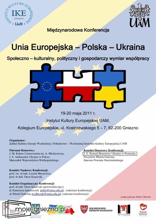 Współpraca UE - Polska - Ukraina