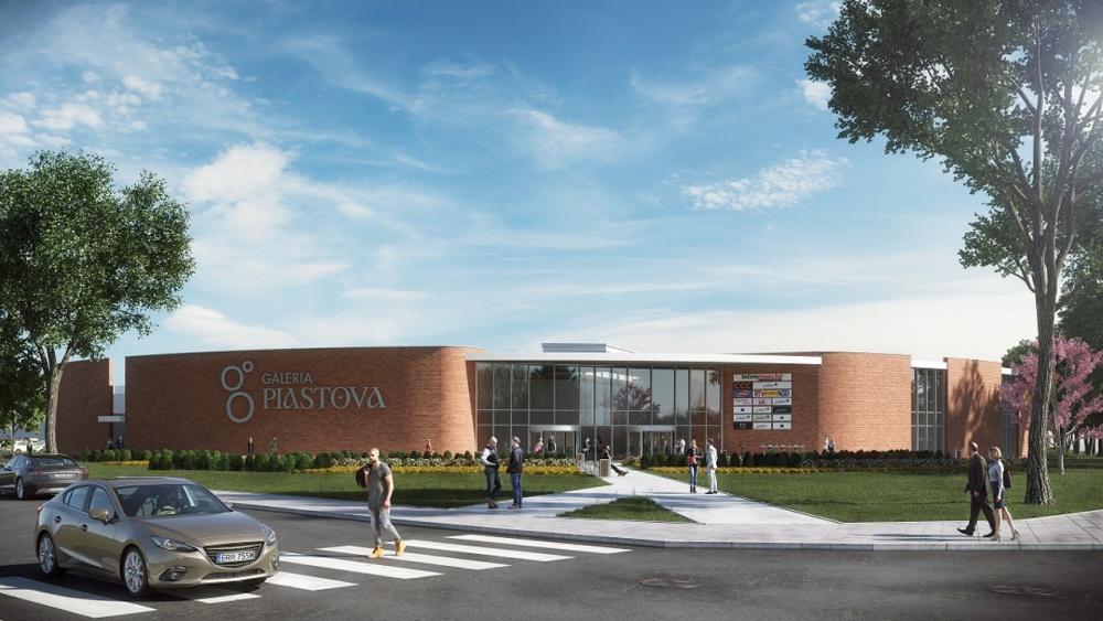 Galeria Piastova w Gnieźnie przygotowuje się do otwarcia