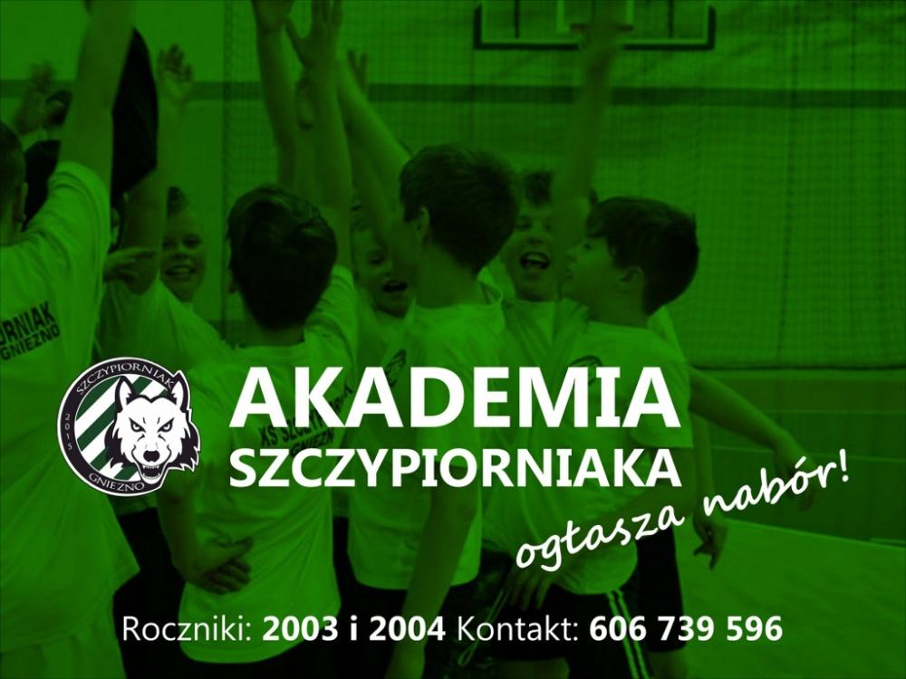 Nowa grupa młodzieżowa w Akademii Szczypiorniaka!