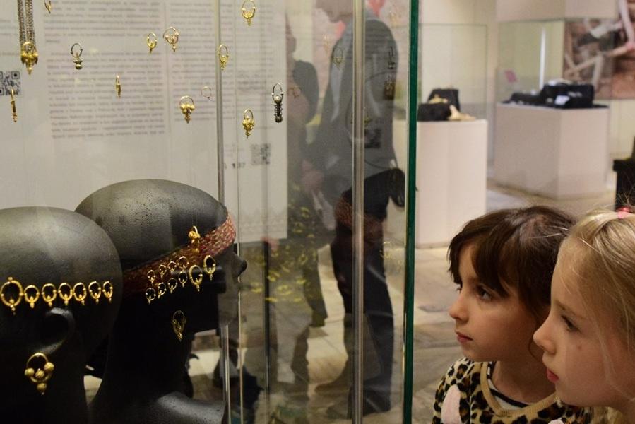 Zrób to sam w Muzeum: sztuczki dawnych złotników