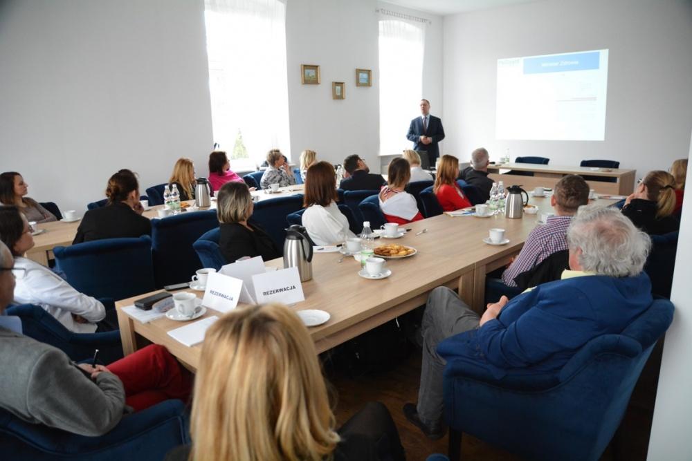 Prawie 30 firm uczestniczyło w szkoleniu zorganizowanym przez WIG