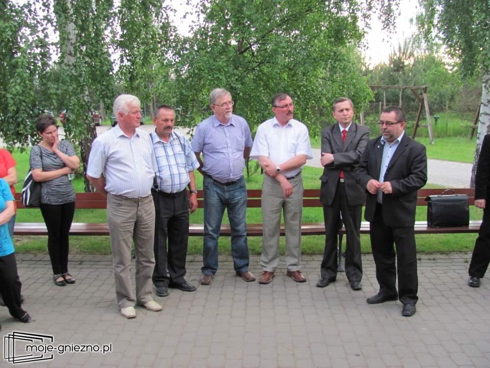 Wizyta studyjna samorządowców z gminy Rypin