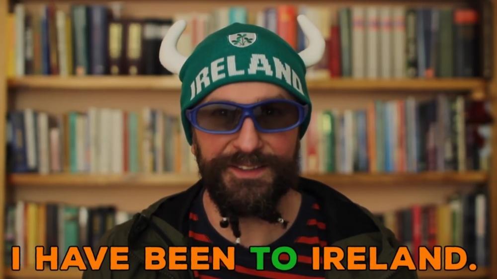 Olek Schmidt i ZiP w Irlandii. Co tam robili?