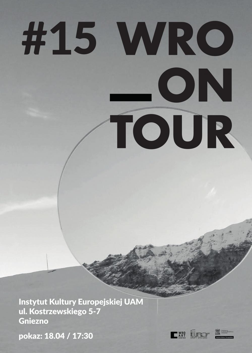 WRO on Tour #15 - projekcja i dyskusja