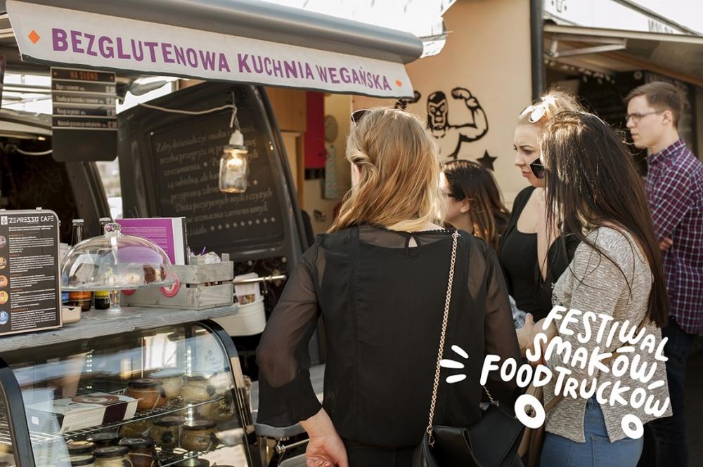 Po raz drugi Festiwal Smaków Food Trucków w Gnieźnie!
