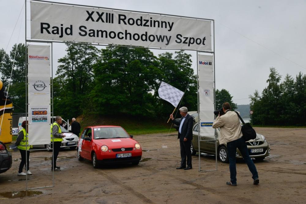 XXVI Rodzinny Rajd Samochodowy Firmy Szpot. Start już 24 czerwca