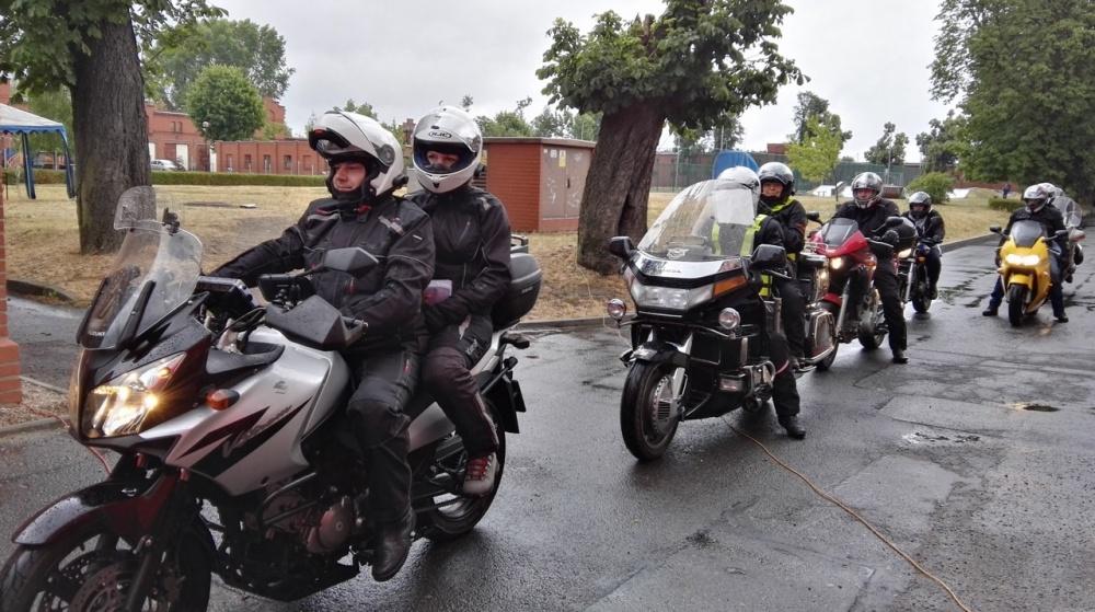 Szlak Piastowski okiem motocyklisty