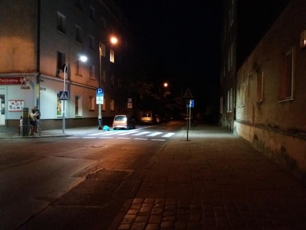 Kolejne ulice doświetlone