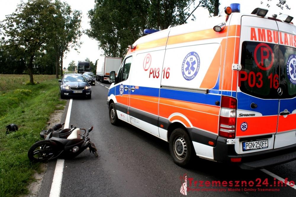 Areszt dla kierowcy Ukrainy po spowodowaniu wypadku w Lulkowie