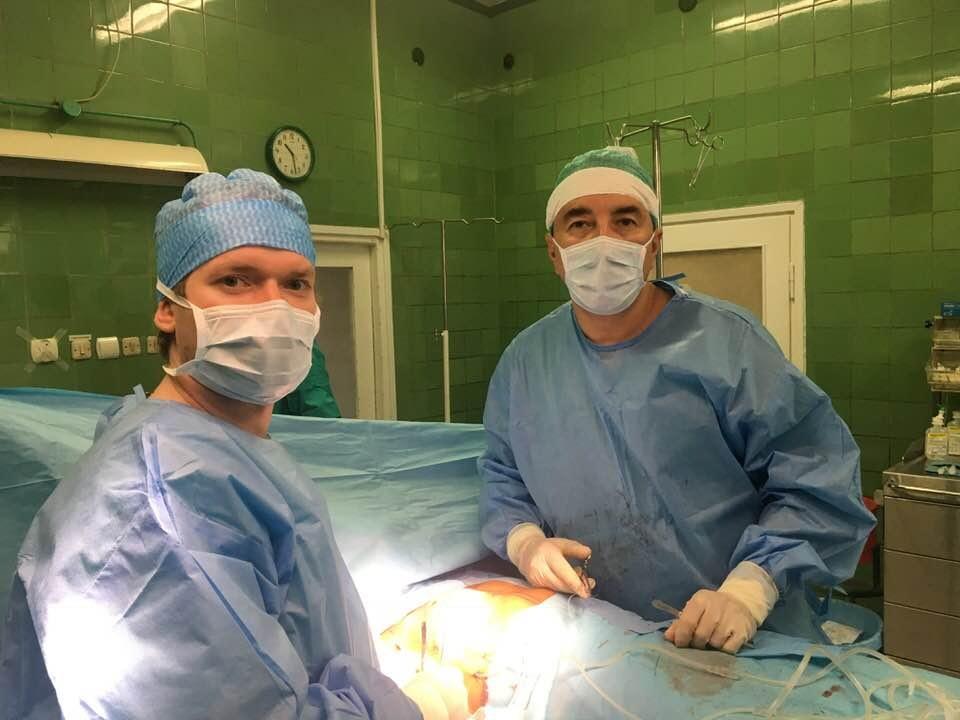 Pierwszy tego typu zabieg operacyjny w Polsce! Podjęli się go lekarze w gnieźnieńskim szpitalu
