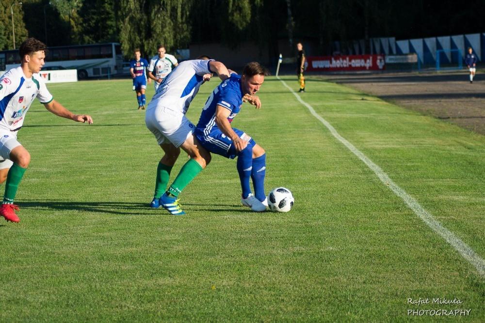 Kolejne trzecioligowe derby przy Strumykowej