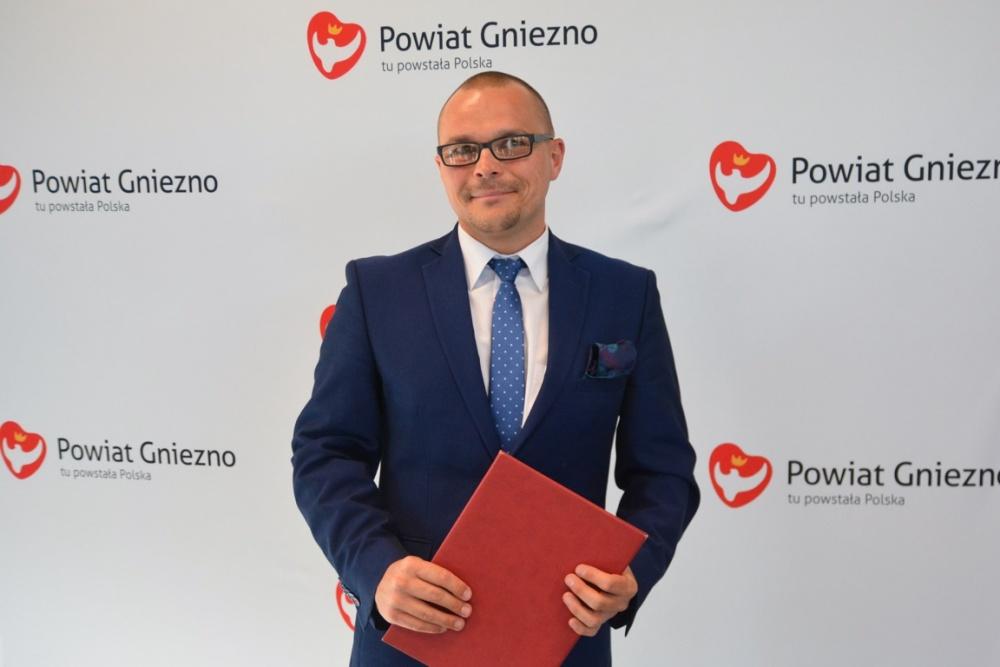 Dodatkowy milion dla powiatu przy ul. Gdańskiej